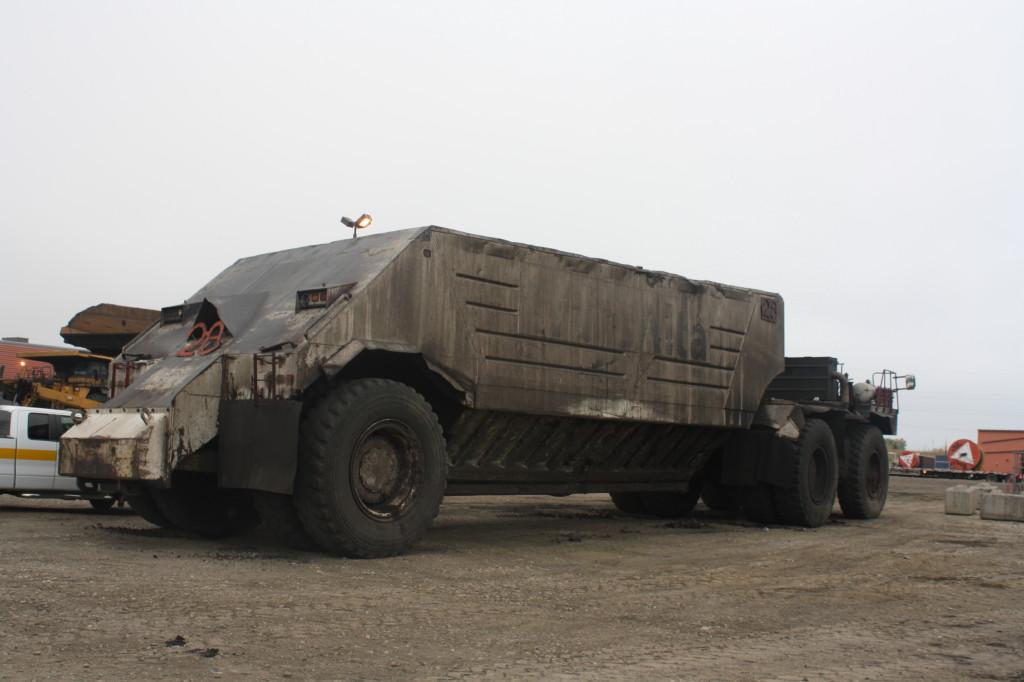 777D Coal Hauler RSV 1999-2011