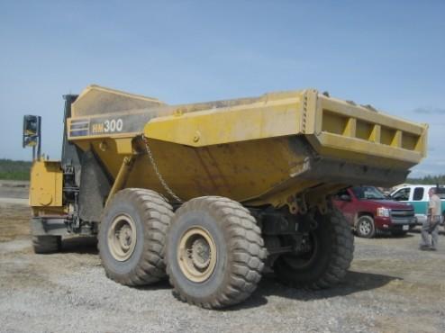 HM300-2 2009 BP SAV