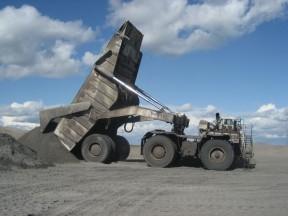 RD 776 Ash Haulers Dump Position
